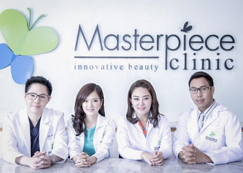 ผลการค้นหารูปภาพสำหรับ Masterpiece clinic: มาสเตอร์พีซ คลินิก